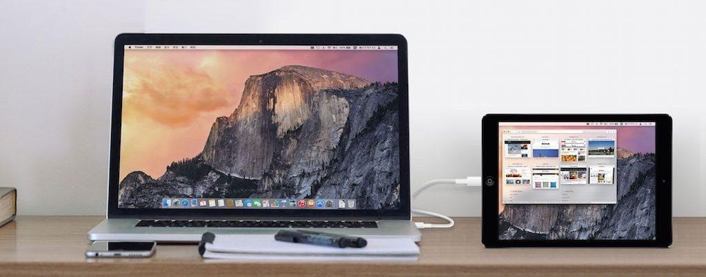 ipad サブ ディスプレイ windows 無料