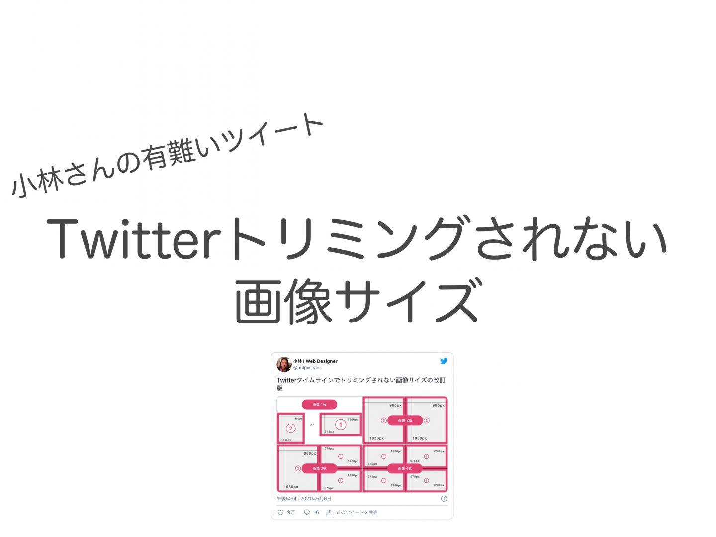 Twitter全体が表示できる画像サイズ
