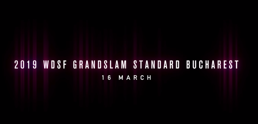 Gland Slam Standard Bucharest in Romania グランドスラム ブカレスト